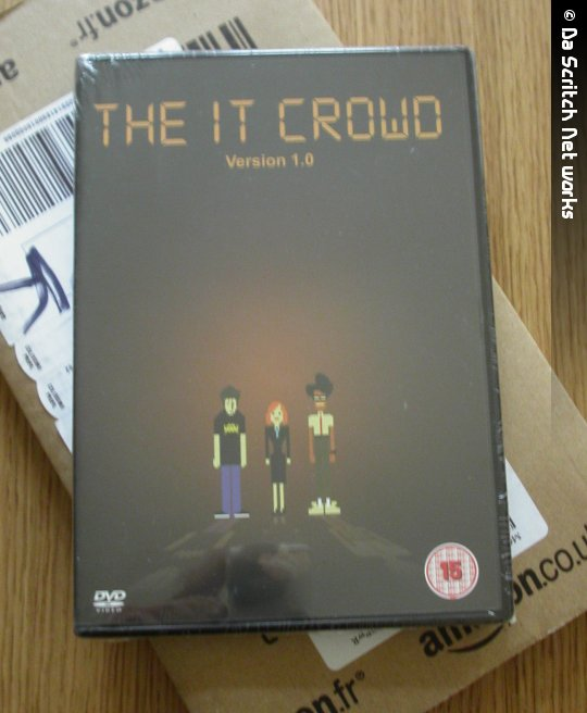 The IT Crowd (DVD saison 1)