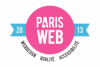 Paris Web 2013 : Webdesign , accessibilité , qualité