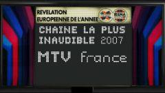 MTV France chaîne la plus inaudible