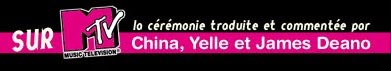 MTV EMA à vomir