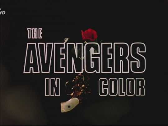 The Avengers in Color