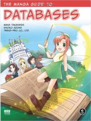 The manga guide to databases